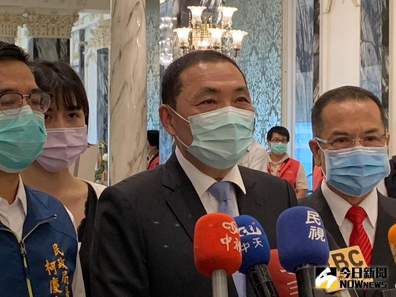 市長聯盟六都名稱移除中國 侯友宜表達感謝