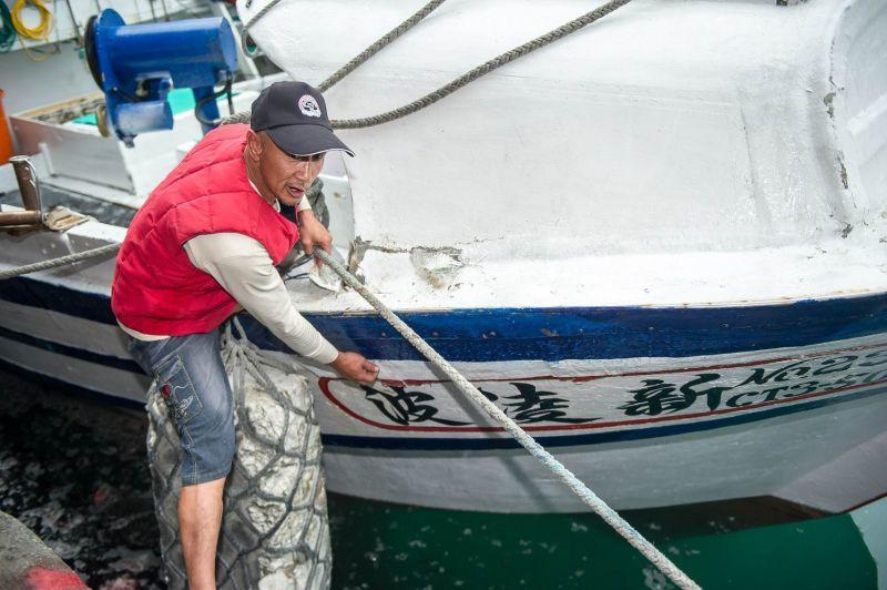 漁船遭日艦衝撞 林姿妙籲中央硬起來確保漁民作業權益