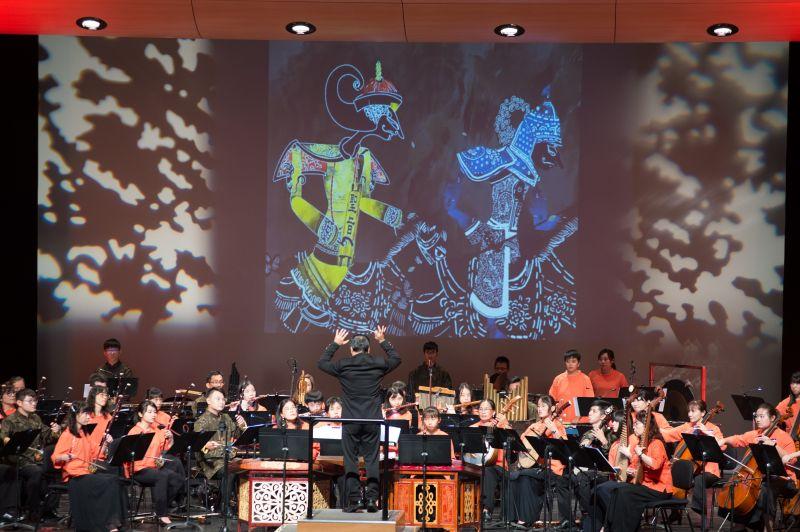 用音樂說故事 神奇樂坊呈現在地文化