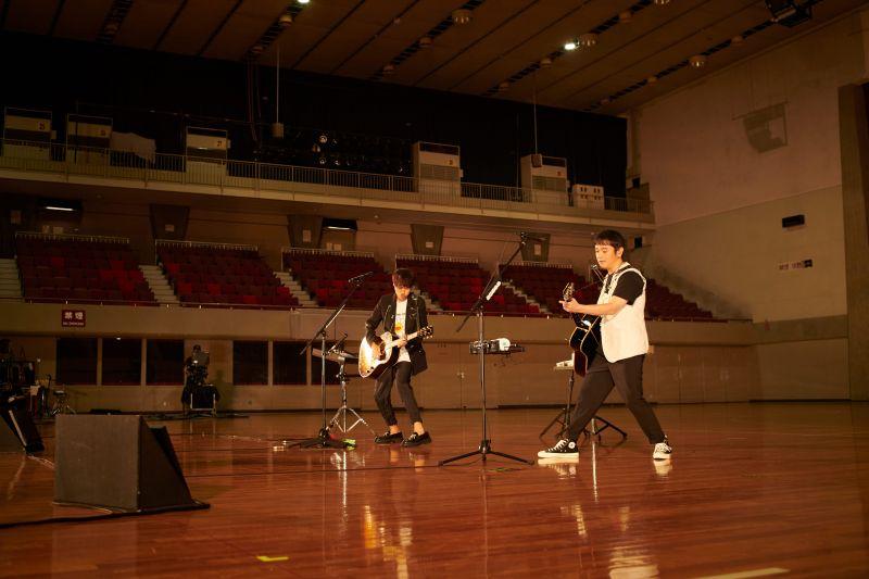 ▲▼「柚子」的線上演出共5場,歌單與場景都不一樣。(圖/攝影師:太田好治Yoshiharu