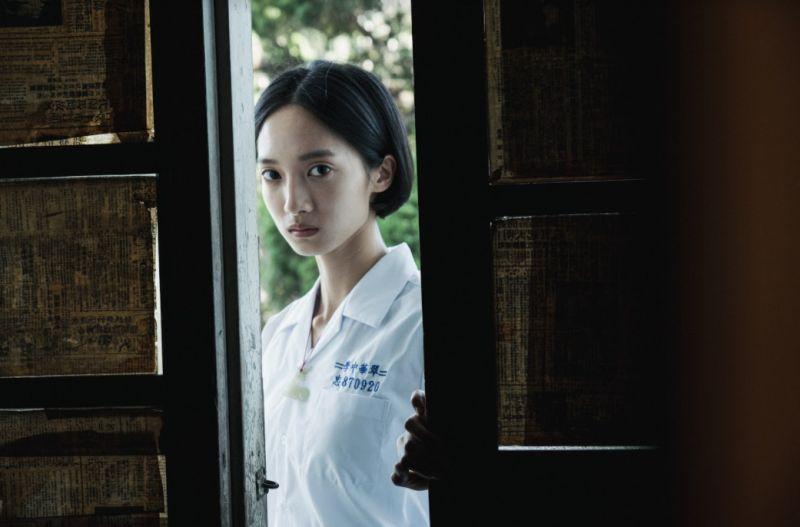▲韓寧飾演學姊方芮欣。(圖