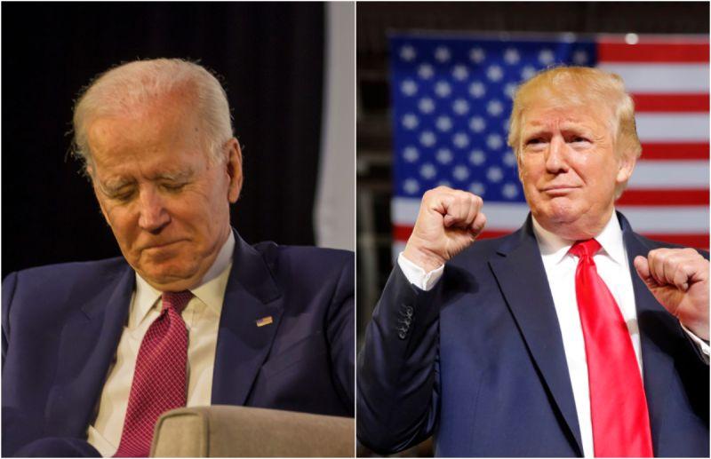 美國總統大選第一場辯論誰勝?王丹曝「關鍵」:川普輸了