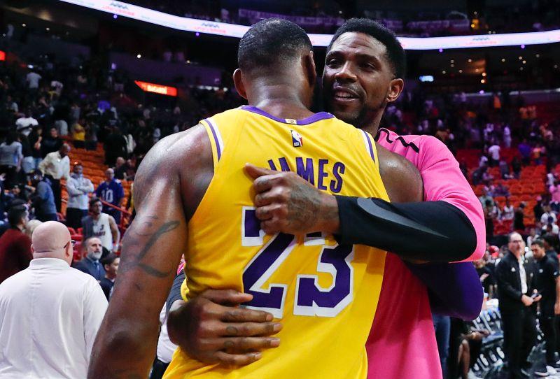 NBA/詹皇總冠軍賽將交手前東家熱火 昔日隊友只剩一人