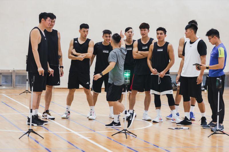 籃球/導入高科技!攻城獅數據化檢視體能訓練成果