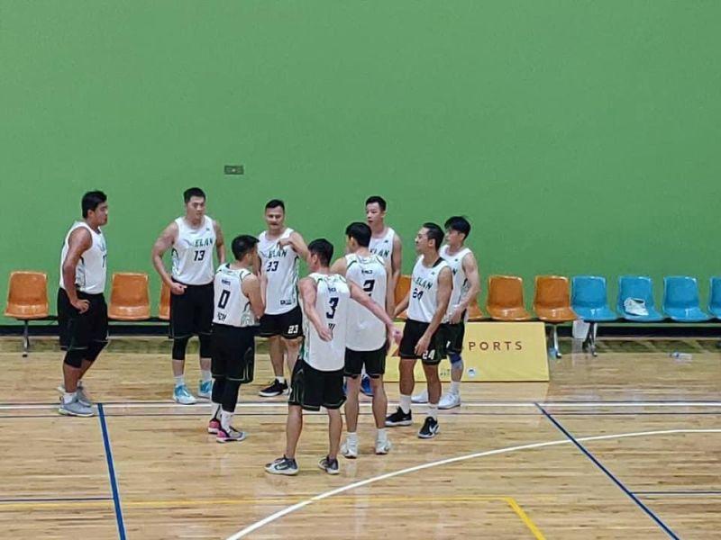 ▲新竹園區盃籃球賽,被踢爆義隆電子找新竹攻城獅教練團頂替。(圖/取自園區盃大會)