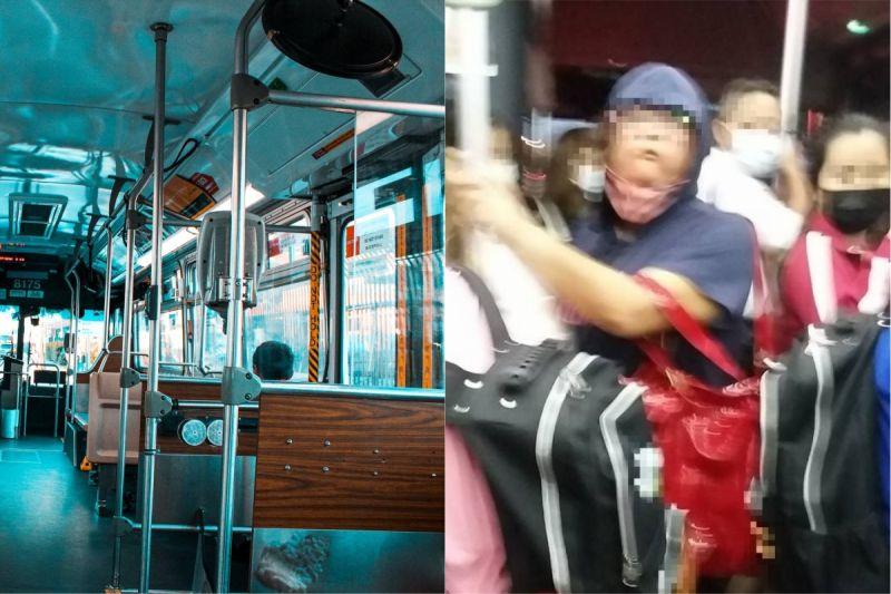 女學生搭公車竟被亂摸!起身一看「紅紅的」嚇壞:太噁心