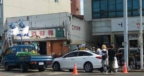 ▲全智賢、朱智勛主演的《智異山》已正式開拍。(圖/IG)