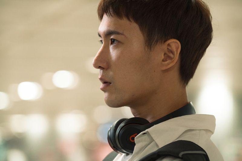▲《醬狗》男主角由在南韓影劇圈發展的台籍男星賀業文擔綱主演。(圖/佳映)