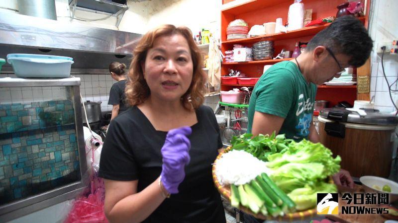 影/馮玉英想念家鄉味 打造台越朋友都愛的鳴心越南小吃