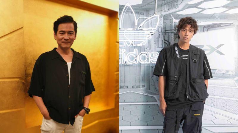 ▲ 馬國賢(左)感慨小鬼(右)年輕驟逝,至今無法接受他的離去。(圖/小鬼IG、年代提供)