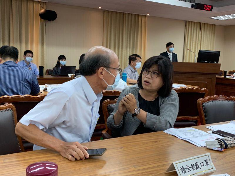 綠委王美惠重力抨擊 前總統馬英九腦袋壞掉