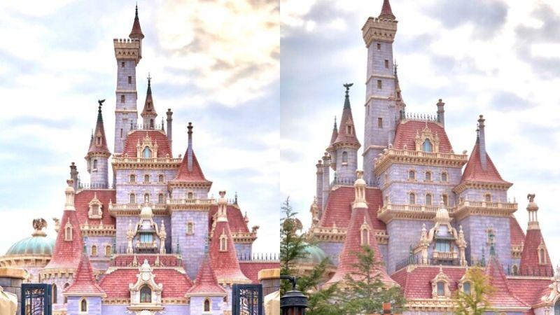 東京迪士尼最新園區!<b>美女與野獸</b>城堡開幕