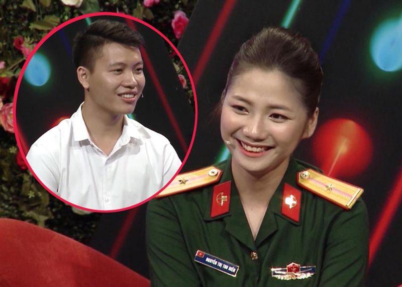 ▲越南有1名女軍官,就因為亮麗的外型受到矚目。(圖/翻攝自臉書)