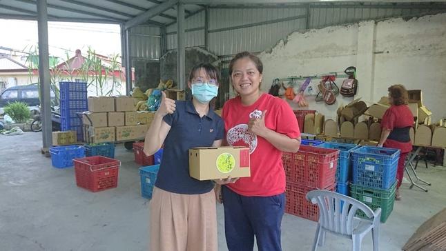 廣編/巴巴事業中秋送暖 訂購逾千盒有機檸檬助小農
