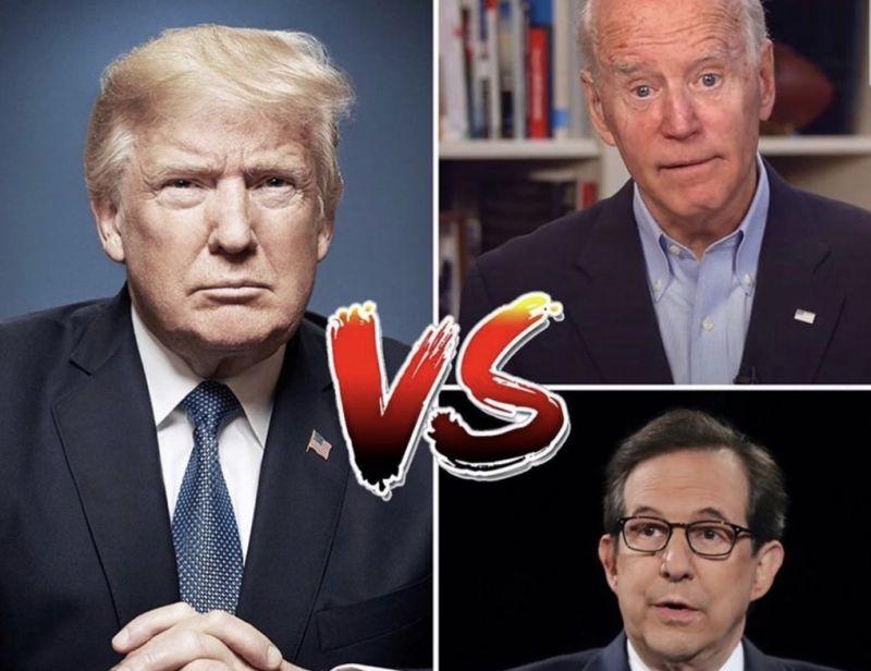 美國大選辯論混亂收場!學者認為川普「扣分」:告急催票