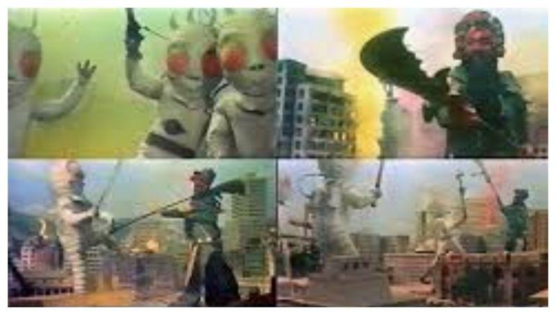 奇片《關公大戰外星人》登台  香港導演看到嘆為觀止