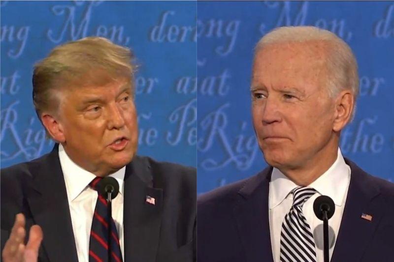 美國大選辯論會川普狂插話!主播爆「內幕」:是一種策略