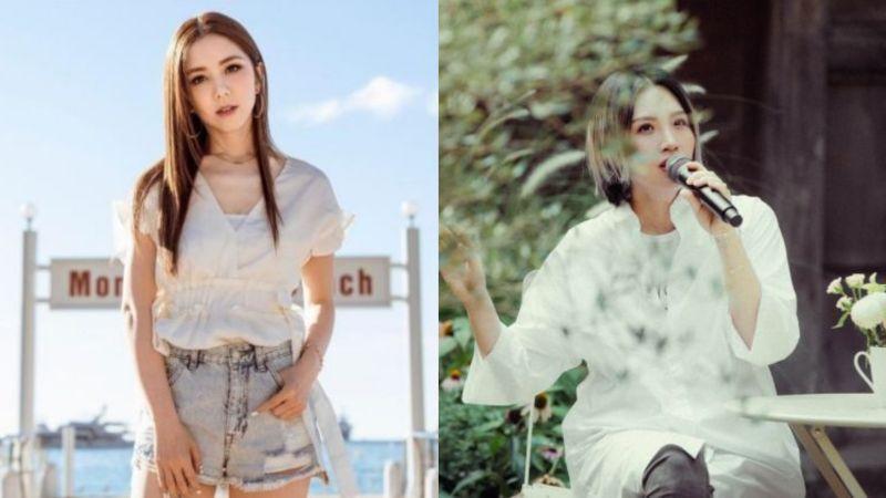 ▲鄧紫棋(左)將與魏如萱(右)爭奪最佳國語專輯。(圖/索尼音樂提供)