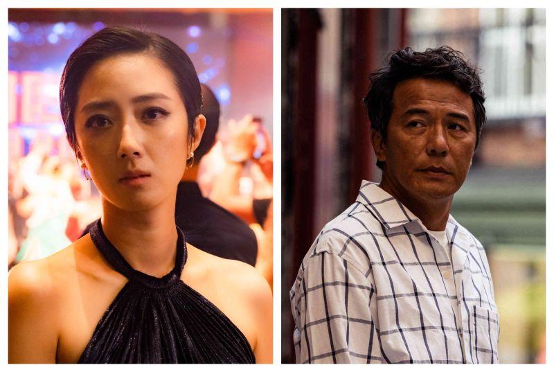 ▲桂綸鎂(左)、戴立忍有望在金馬獎碰頭。(圖/金馬執委會)