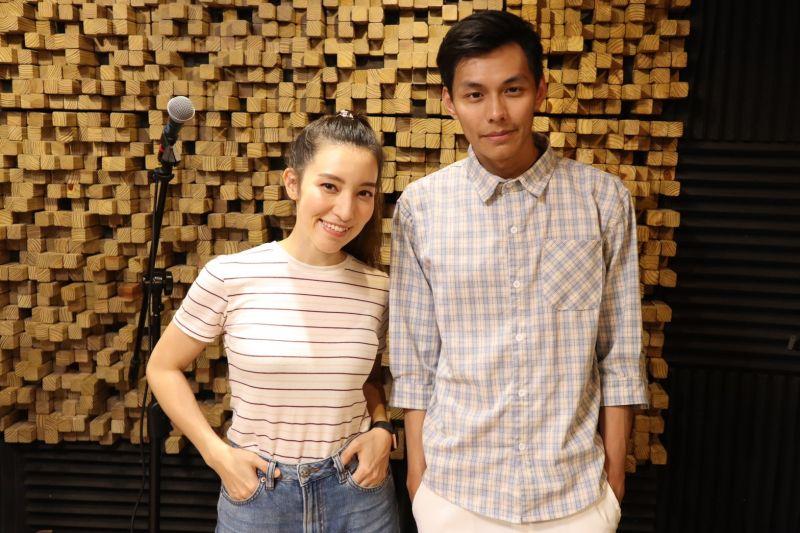 YouTuber謝秉鈞推出單曲《拖延症》,找來女神Lara梁心頤合作。(圖/星火映畫提供)