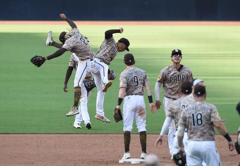 MLB/9投手車輪戰封印「不死鳥」打線 教士2:1逆轉晉級