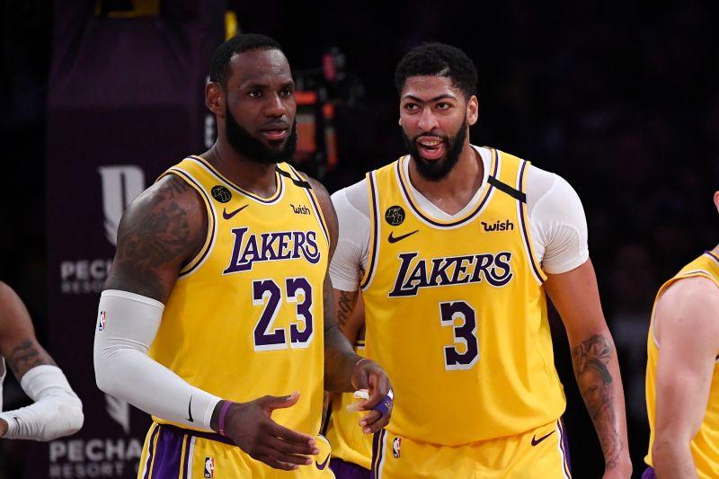 NBA/詹皇續約後終於點頭?一眉哥和湖人簽5年1.9億合約
