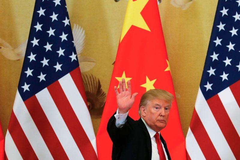 川普確診前喊「中國瘟疫」 CNN:美國右派讓北京很緊張