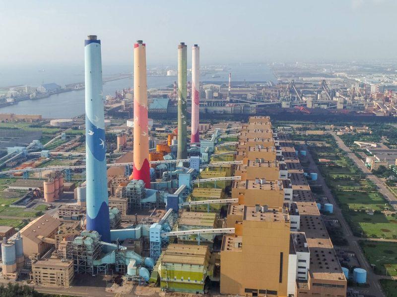 中火增燃氣機組報告書未完整 中市府:台電補正後續審