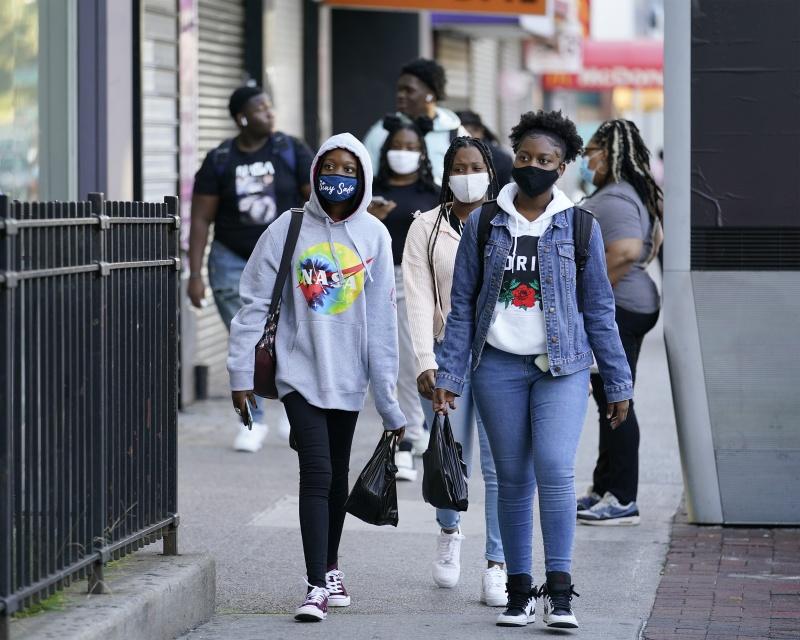 紐約市疫情惡化 公立學校重開不到8週又關