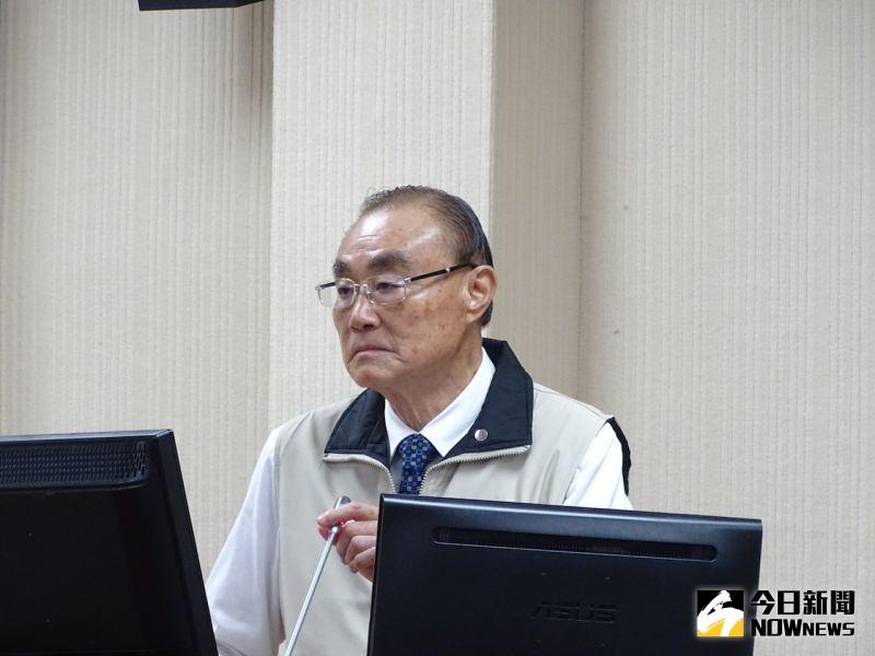 馮世寬出席立法院外交及國防委員會進行業務報告