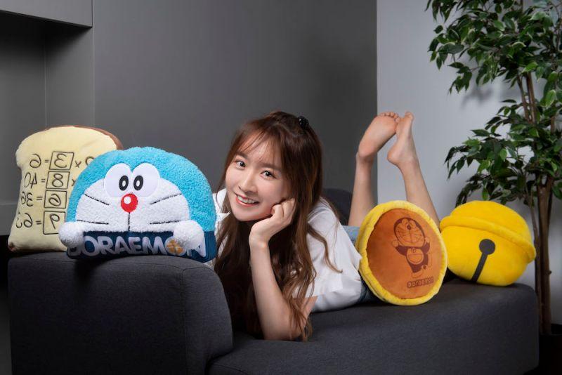 <b>哆啦A夢</b>道具回來了!麥當勞4款抱枕將限量開賣