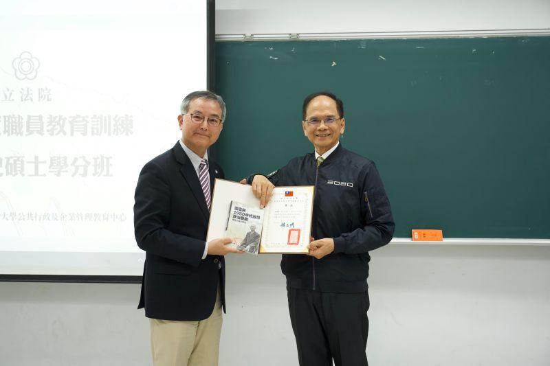 藍綠主張不同與歷史有關 <b>游錫堃</b>:應鼓勵公職研習台灣史