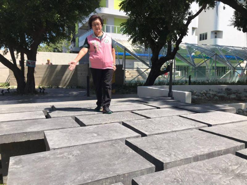 中市長春國民運動中心試營運 議員批周邊潛伏危機