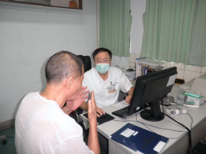 ▲公費流感疫苗施打前須經由醫師評估。(圖/記者陳雅芳攝,2020.10.06)