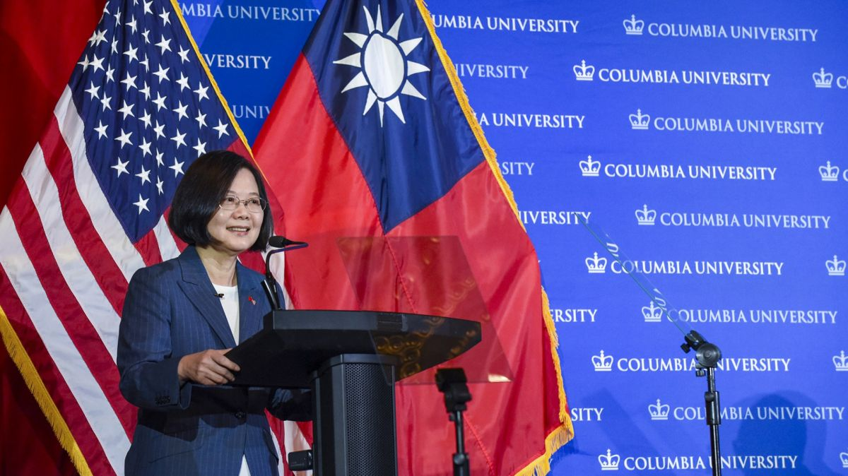 休士頓辦事處投書:台灣是世界一分子