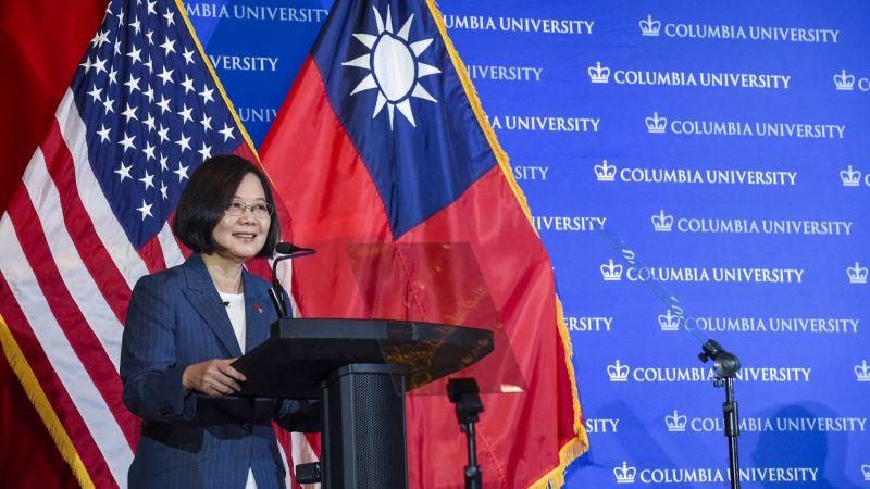 名家論壇》曾建元/美國和中華民國建交, 臺獨支持嗎?