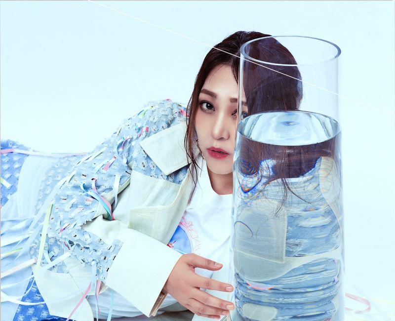 ▲亦帆日前推出最新數位單曲。(圖/秩立娛樂工作室提供)