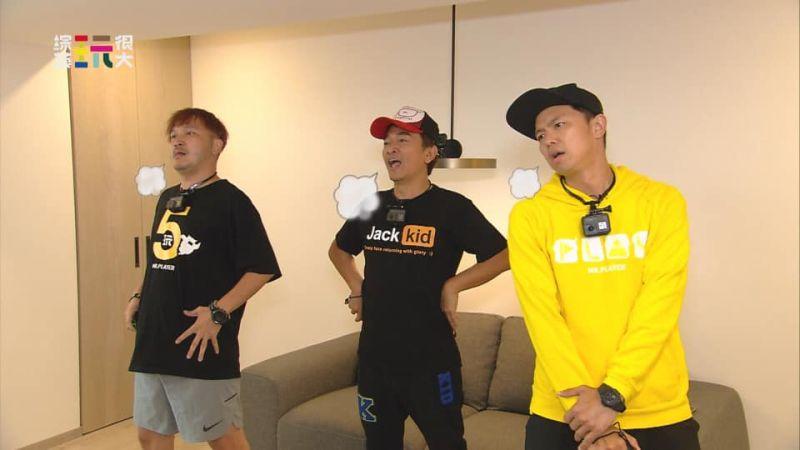 ▲KID(左起)、吳宗憲、小鬼是《綜藝玩很大》黃金三角。(圖/綜藝玩很大粉專)