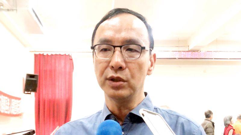 台美<b>復交</b>?朱立倫:中華民國的立場 過去未來都未改變