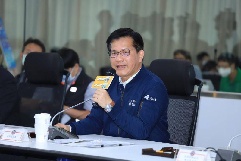 中國打壓擅<b>改名</b> 林佳龍:無法改變台灣存在事實