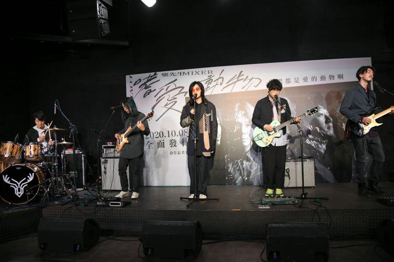樂團爆冷門奪金曲獎遭質疑 花4年重新出發