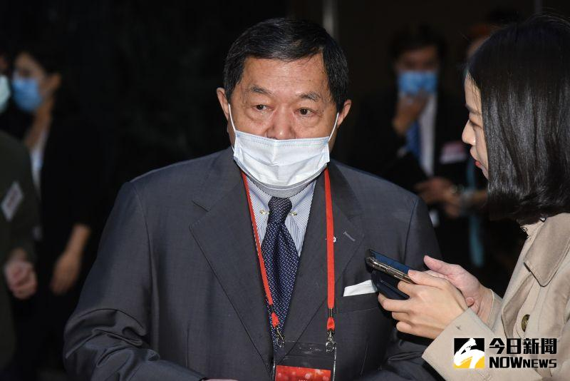 談未來經濟展望 徐旭東:台灣很樂觀 但全球難講