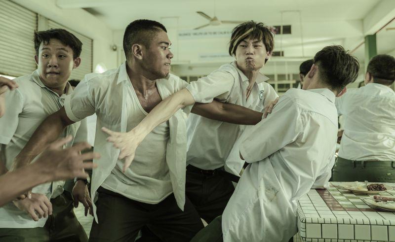 ▲▼《BABI》談的是一個真實大規模校園暴力事件。(圖/華映娛樂)