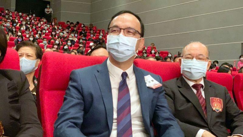 林飛帆美豬爭議 朱立倫:民進黨可能失去執政基礎
