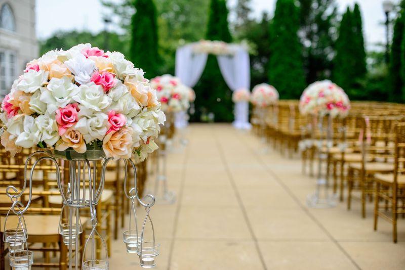 ▲原PO答應對方要參加婚禮,但新娘卻在幾天後,傳訊息問「妳的名字叫什麼?」讓她非常傻眼。(示意圖/翻攝自《Pixabay》)