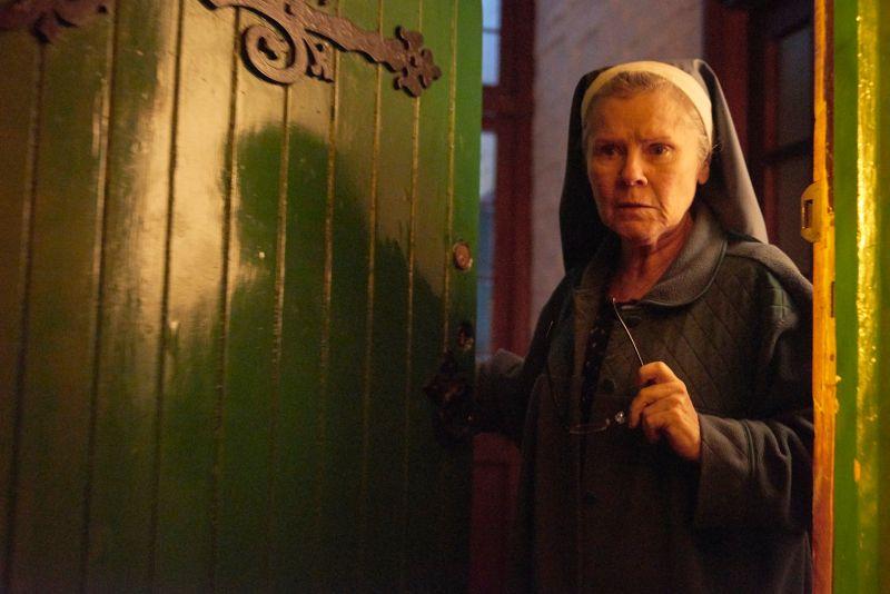 ▲伊美黛史道頓是片中「最不懷好意的角色」。(圖/車庫)