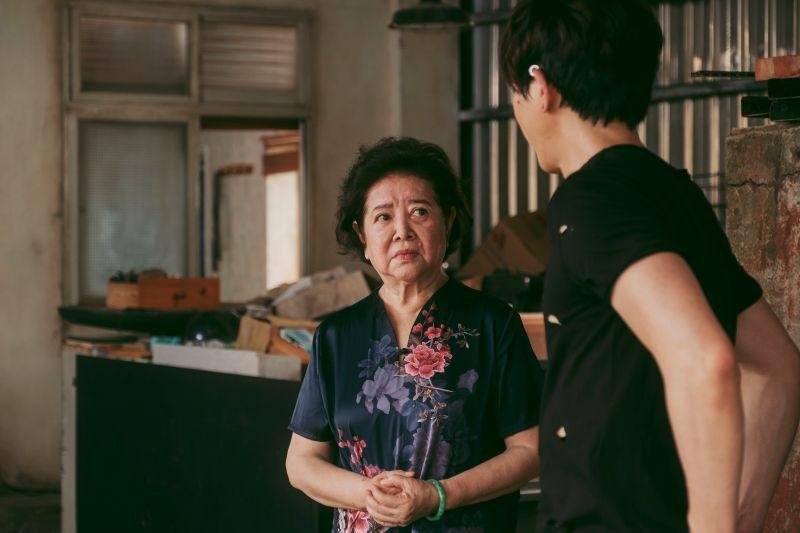 ▲陳淑芳(左)同時入圍最佳女主角和最佳女配。(圖/牽猴子)