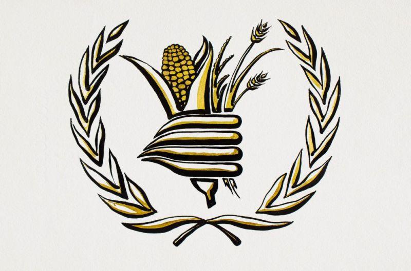 ▲2020年諾貝爾和平獎由聯合國「世界糧食計劃署」獲得。(圖/翻攝自Nobel Prize官網)