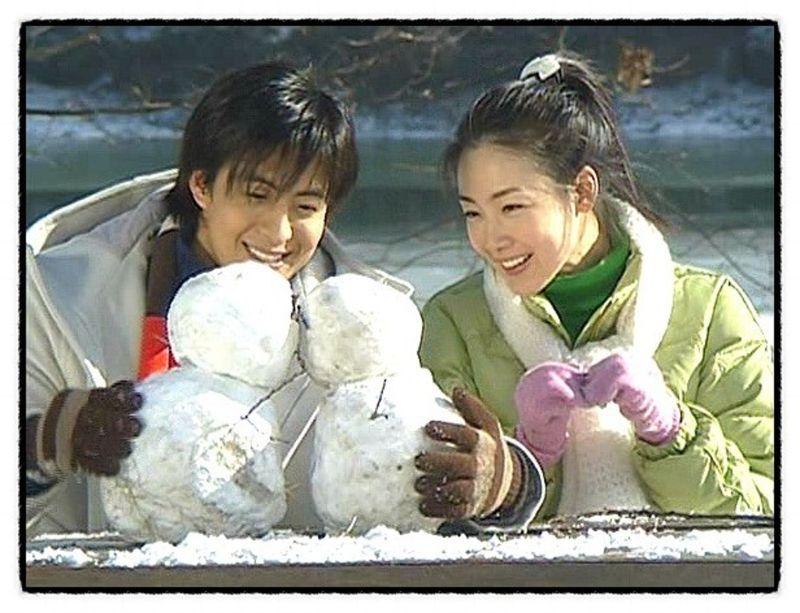 ▲《冬季戀歌》當年在全亞洲造成轟動。(圖/《冬季戀歌》劇照)