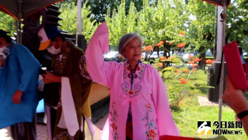 ▲2020彰化傳統戲曲節今年移師溪湖糖廠演出,讓喜愛傳統藝術的觀眾們,享受一場傳統戲曲的饗宴。(圖/記者陳雅芳攝,2020.10.10)